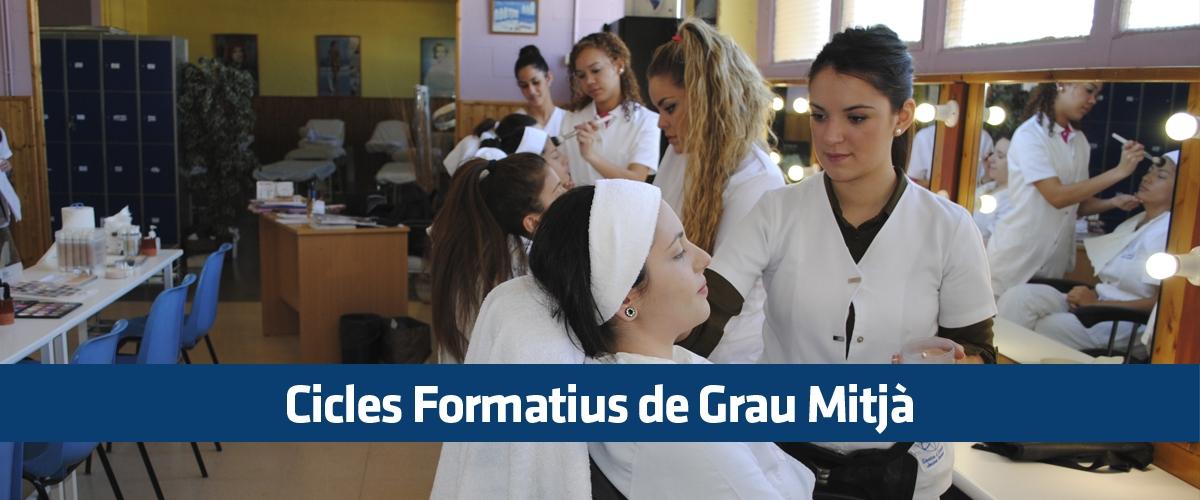 Ciclos Formativos de Grado Medio - Hospitalet