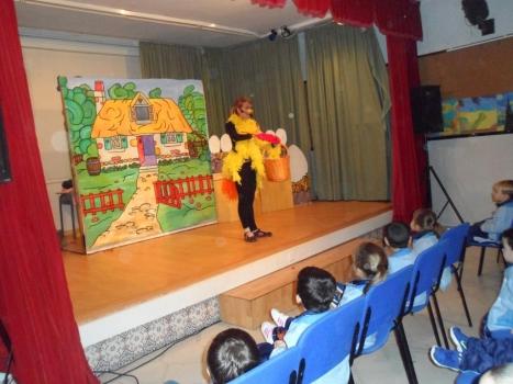 Teatre Infantil Hospitalet