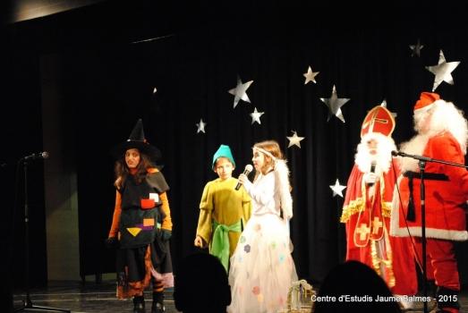 Nadal al CE Jaume Balmes