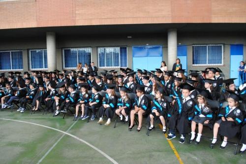 Graduación curso 2015-2016