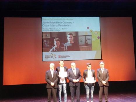Premis de Recerca Jove 2016