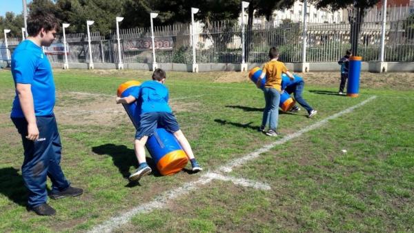 Rugby 1r ESO