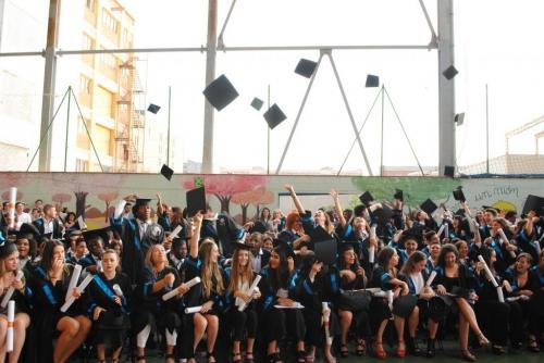 Graduació curs 2016-17