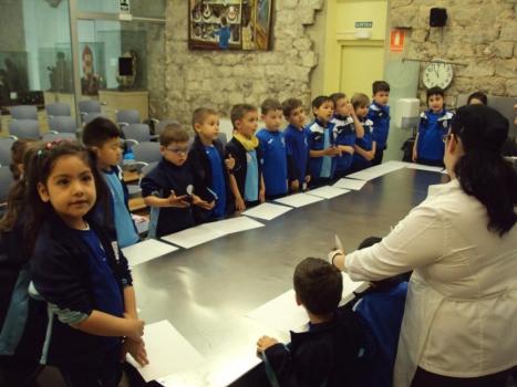 Museu de la Xocolata P3, P4 i P5