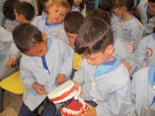 Un dentista a Infantil