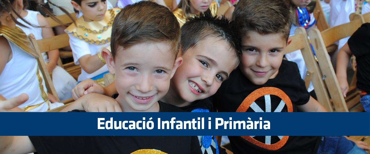 Educación Infantil y Primaria Hospitalet