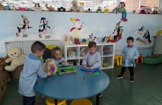 Aula de Racons Infantil Primària