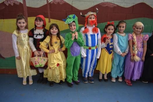 Carnaval Infantil i Primària