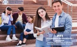 PFI: Programas de Formación e Inserción
