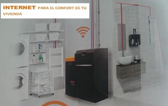 INTERNET PARA EL CONFORT DE TU VIVIENDA