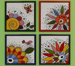 placa,azulejo,ceramica,decorativo,original