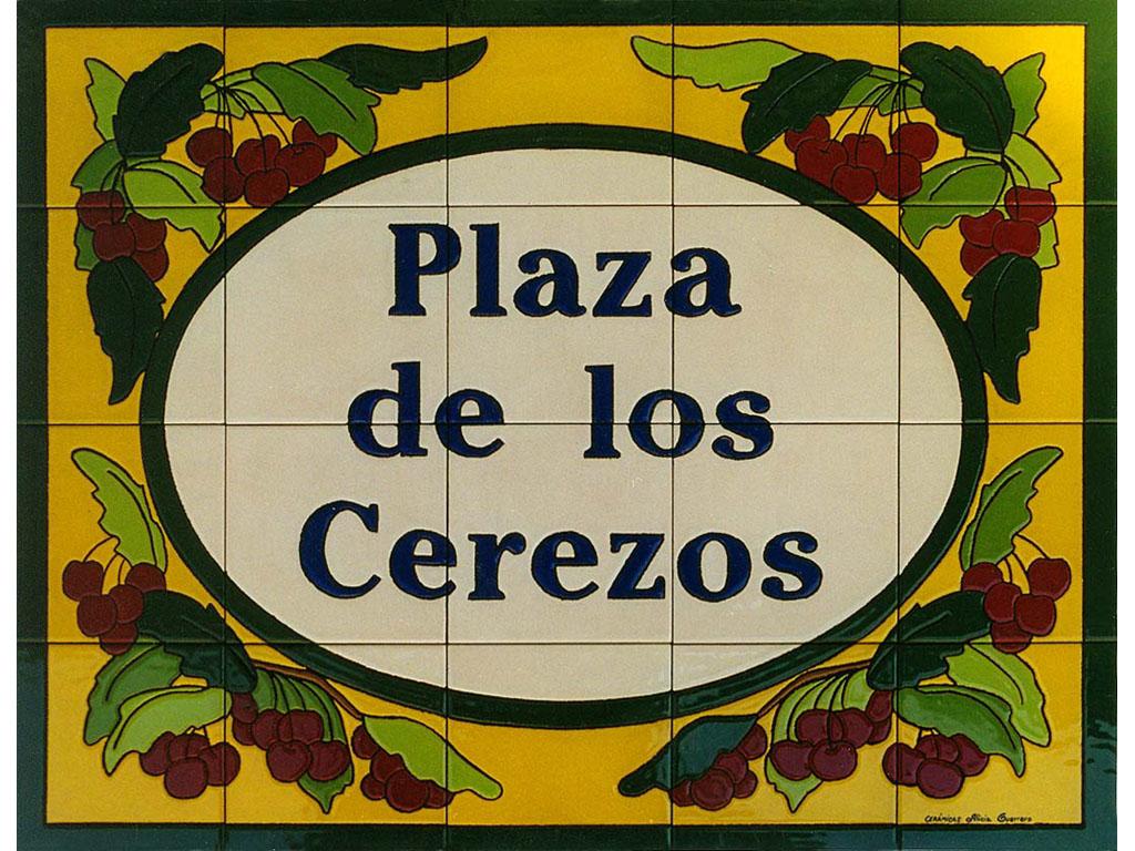 Plaza de los Cerezos