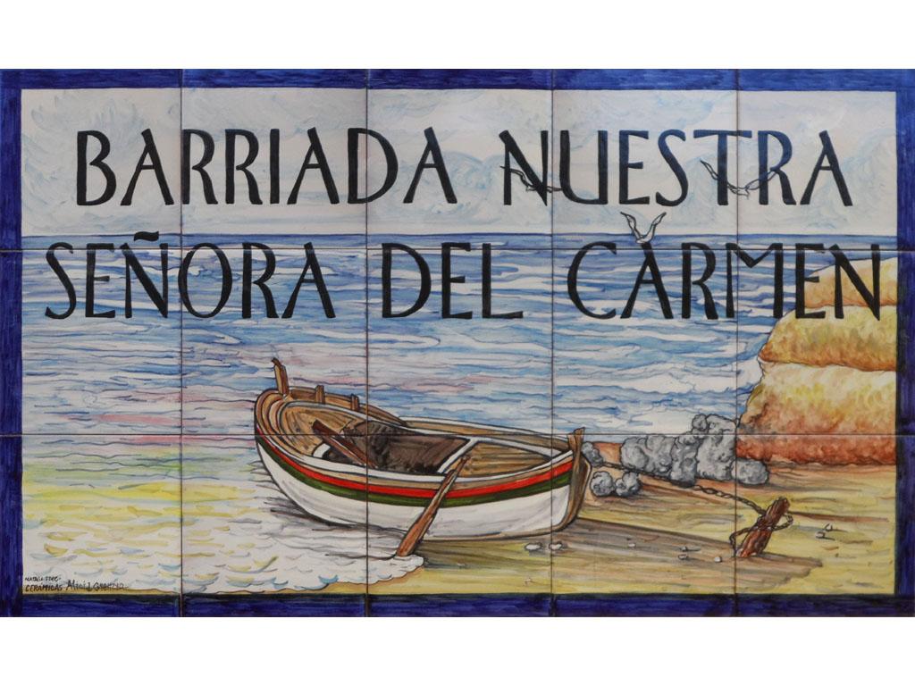 Barriada Nuestra Señora del Carmen