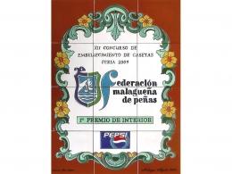Rótulo conmemorativo de azulejos de cerámica  premios