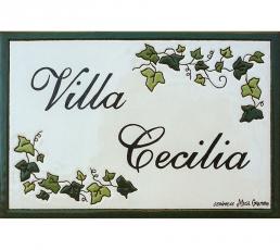 placa,azulejo,ceramica,nombre,casa,villa