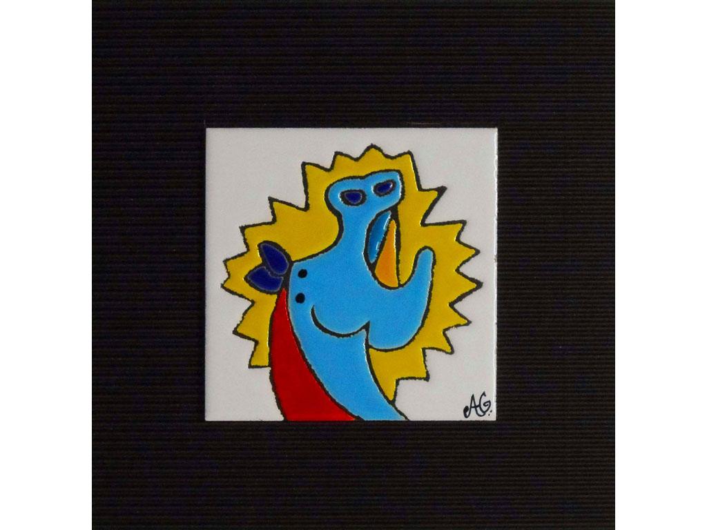 Azulejo Caballo