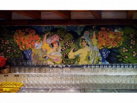 mural,ceramica,feria,sevilla,azulejos