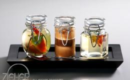 Glasses- Mini Bottles