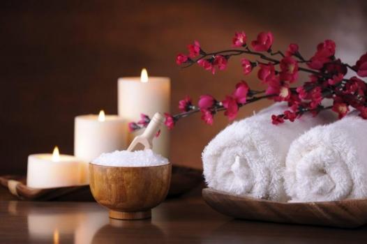 Tratamientos de masaje en el spa de San Agustín