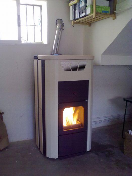 Tropical fr o for Estufa lena calefaccion radiadores
