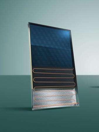 placa solar vaillant