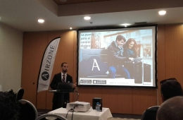 Presentación en Malaga de los nuevos termostatos y novedades de Airzone.