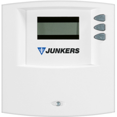 TERMOSTATO DIFERENCIAL SOLAR JUNKERS TDS050