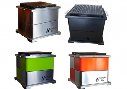 BARBACOA A PELLET HOME MINI