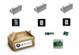 AIRZONE PACK 3 ZONAS