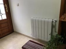 Instalación sistema de calefacción por radidores en Granada.