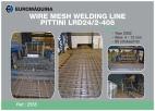 2555-Línea de soldadura de alambre PITTINI LRD...