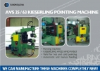 NEW Pointing machine KIESERLING AVS 25-63