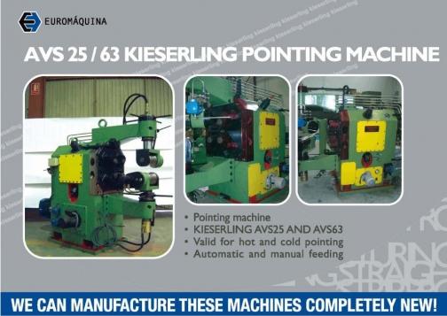NEW Pointing machine KIESERLING AVS 25-63