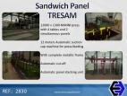 2830 Sandwich Panel TRESAM / MANNI