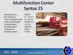 3300 Multifunction Center MEP Syntax 25