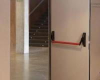 Puertas cortafuegos acusticas