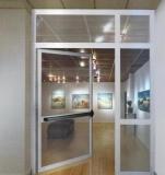 Puertas cortafuegos vidrio
