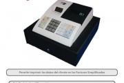 Oferta del mes - Registradora Er-057 ( 159 € + IVA )