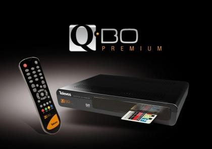 Receptor Televes QBO Premium