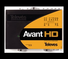 Central Televes Programable Avant HD