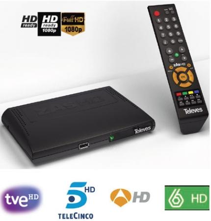 Televes Zas HD