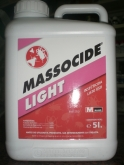 MASSOCIDE LIGHT (5 l.). [P]