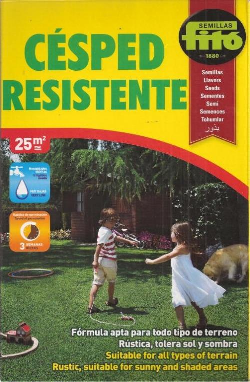CESPED RESISTENTE (1 Kgr.).