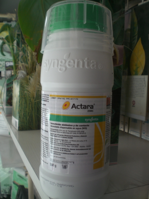 ACTARA 25 WG (500 gr.). [IA]