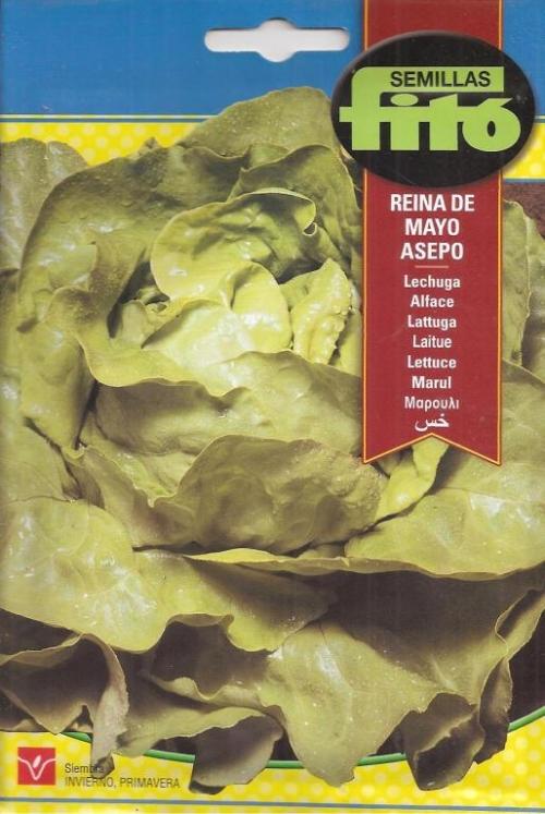 LECHUGA REINA DE MAYO ASEPO (7 gr.).