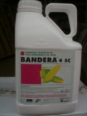 BANDERA (5 l.).