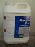 ALCOCOBRE 38 SC VERDE (5 l.).