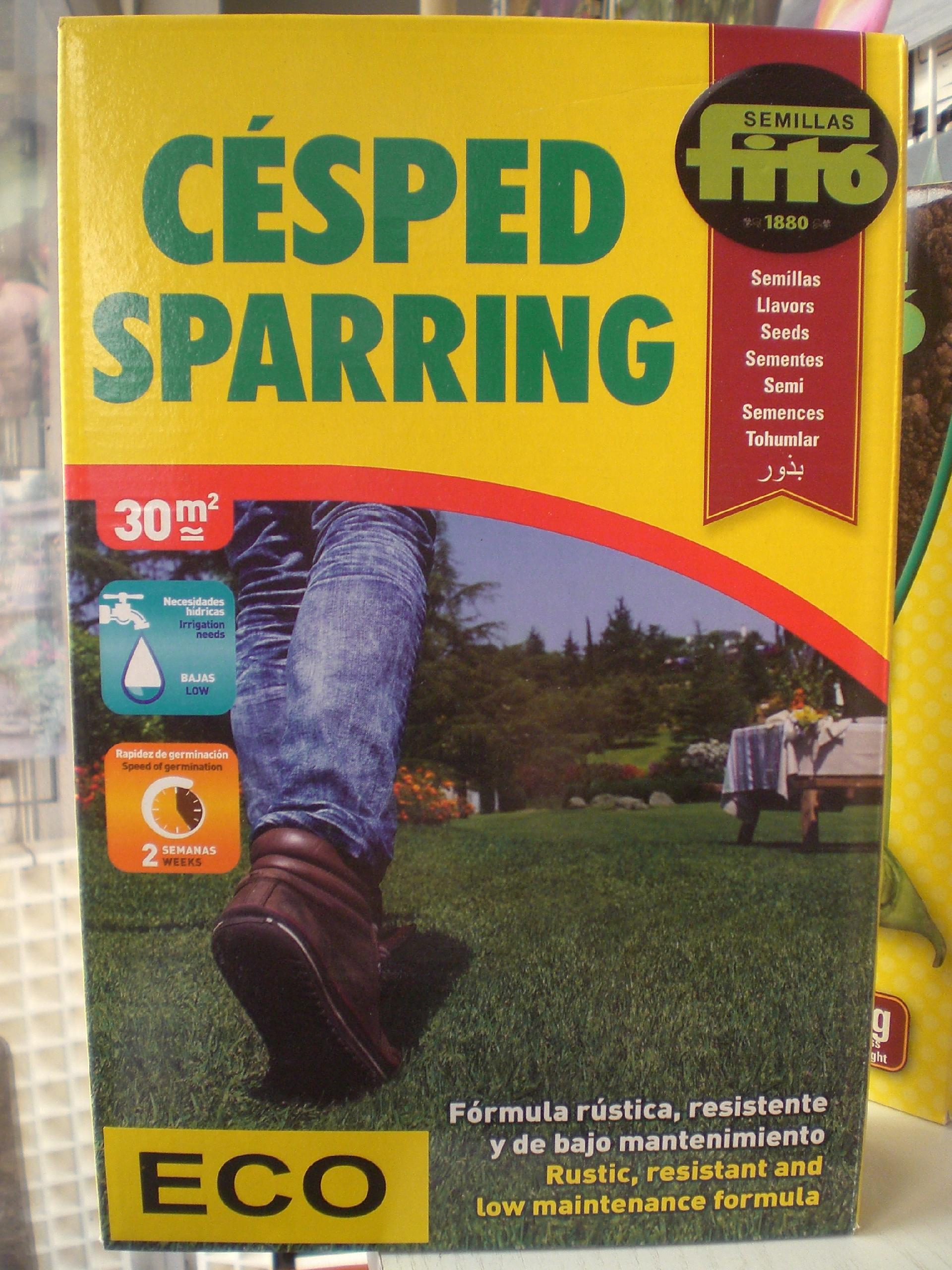 CESPED SPARRING ECO (1 Kgr.).
