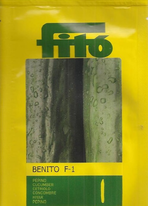 PEPINO BENITO F1 (1000 Semillas)