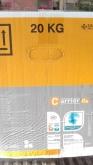CARRIER CA (20 Kgr. - Caja de 4x5 Kgr.).